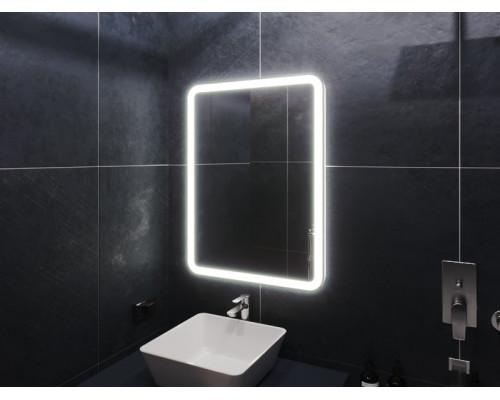Зеркало в ванну комнату с подсветкой Бельви