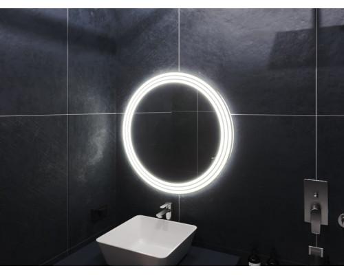 Зеркало в ванну комнату с подсветкой Латина Экстра